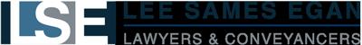 Lee Sames Egan Logo