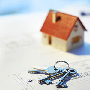 lawyers & conveyancers provide property home and keys